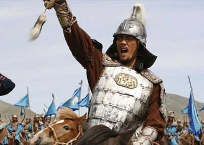 Is Genghis Khan the ideal manager?