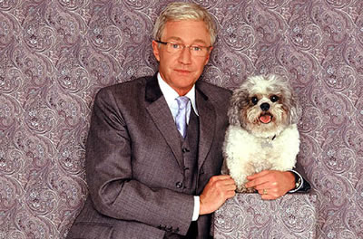 Were back on Channel 4 with Paul OGrady on 22nd Sept