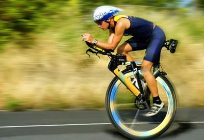 Racing unicycle
