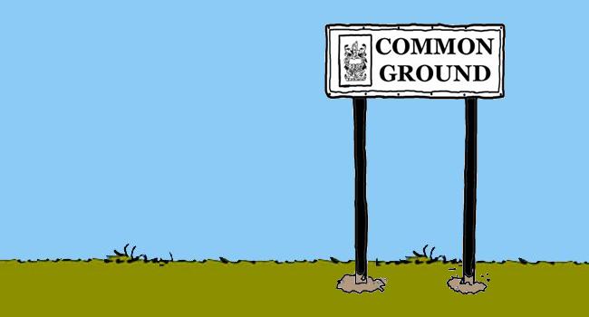 Common Ground