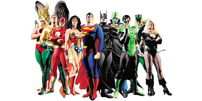 Superhero Feedback Team Building Exercise Image