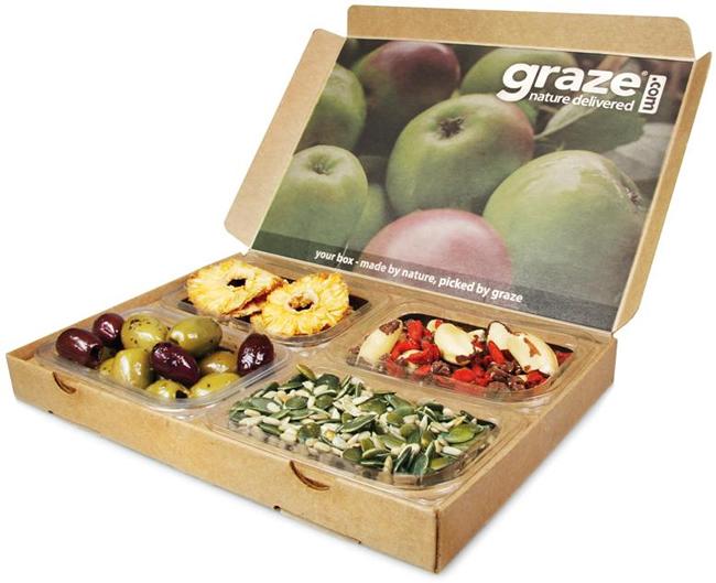 Free Graze.com box image