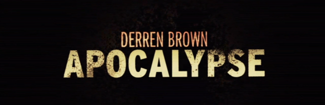 Derren Brown on Leadership