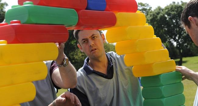 Giant-lego-Arch