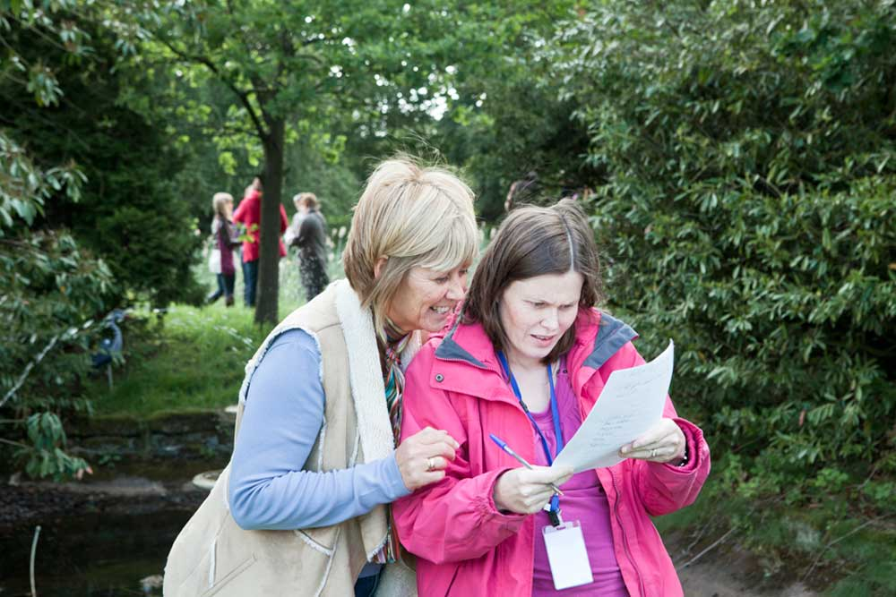 Get outside and enjoy the great outdoors this spring with our team building events